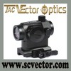 Vector Optics Maverick 1x22 With QD Riser Picatinny Low Weaver Mount Light Compact for Real Fire Tactical Red Dot Sight Lens