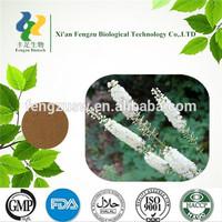 Triterpene glycosides 8% actaea racemosa powder
