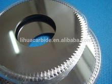 Tungsten carbide v cut blade for pcb