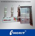 Vog-12/ms exterior magnético permanente controleremoto disjuntor