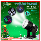 Christmas/Hallowmas night sound control rotatable led spot lighting
