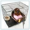 6 size folding metal dog cage/dog kennels supplier