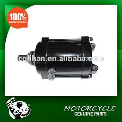 Good quality starter motor for Zongshen 250cc Tsunami motorcycle parts