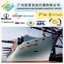sea shipping from Guangzhou to Mersin Turkey