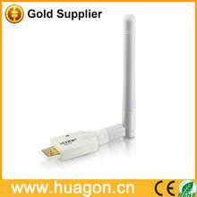 Custom Stronger Signal 150Mbps long range wireless usb adapter