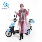 Vinyl raincoat/fashion raincoat 2014/ladies pvc raincoats