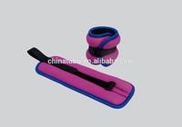 A pair Fitness Leggings Wrist Adjustable Invisible Iron Sandbags