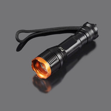 Top grade aluminum rechargeable high quality streamlight1000 lumen fast track led flashlight powered by 18650 lithium battery
