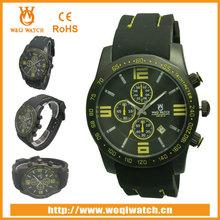 wholesale geneva watches 6 hands sport chronograph vogue watch