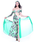 Hot Sexy Women's stage Belly Dance stage show clothing (QC2133)