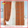 Luxury Fancy Chenille Blackout Fabric Chenille Curtain