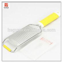 Control alta calidad mango de plástico de acero inoxidable de múltiples rallador