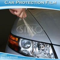 SINO CAR STICKER 1.52x15M 5FTx49FT Transparent 0.2MM Protection Sheet for Car/Paint Protective Vinyl Foil