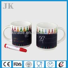 Wholesale ceramic color change magic mug color changing mug
