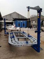 Auto car body straightening alignment machine/car collision repair system/car frame bench
