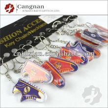 promotion make acrylic keychains