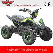 800W Electric ATV, Electric Quad, Electric Mini ATV, Electric Mini Quad, Electric 4 Wheeler (ATV-6E-A)