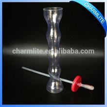 Twisted Slush Puppie Novelty Yard Cups # Box Of 40 12oz Cups