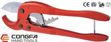 High Carbon Steel Blade Pvc Pipe Cutter/Sharp Scissor 63MM