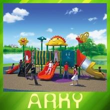 2014 Outdoor fashion eco-friendly new child playground equipment