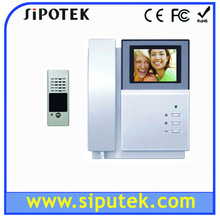 2015 Hot-selling Access Control High Resolution Video Door Phone for Villa (Can be compatible with COMMAX)