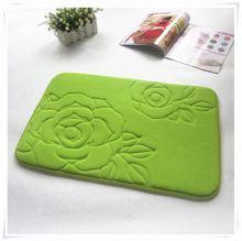 printed memory foam machines for making bath mat/Memory foam bath mat_ Qinyi