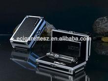 amazing vapor non disposable electronic cigarette with carry case
