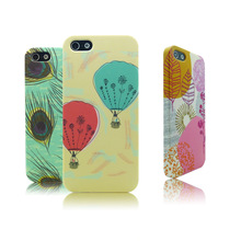Custom Design Case Water Transfer Printing Cell Phone Case For iphone 5 5S 5C