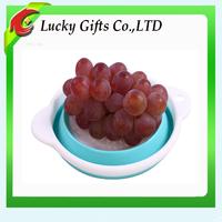 Wholesale wedding decoration silicone fruit basket