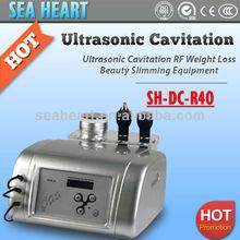 40khz Strong Sound Body Slimming Equipment cavitation