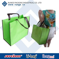 Recycled Non Woven Grocery Tote Bags