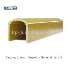 JH703 China factory fiberglass Fire Resist pultruded profile handrail