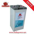 Mejor 48 v 300ah panel solar de la batería / 2 volt solar de la batería