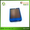 External Solar Mobile Phone Charger DC 5V 2600mAh