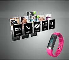 2014 New Product Smart Bluetooth Bracelet i5 Sports Sleep Carolies Tracking Health Fitness For Android and IOS
