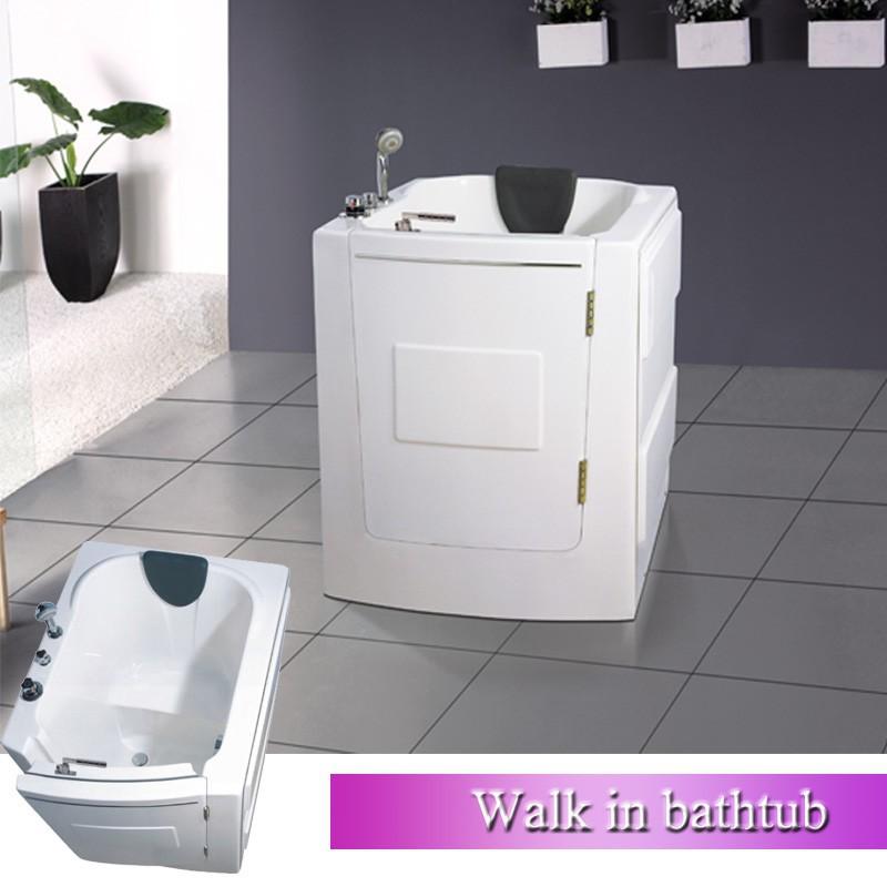 Hs b1101 de bain pour les personnes g es promenade dans la baignoire douch - Baignoire pour personne agee ...