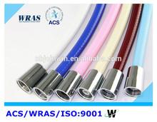 High Quality multi color pvc shower hose /pvc hose /bathroom hose