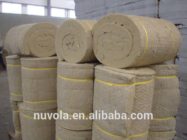 Industrial Rock Wool Blanket Insulation