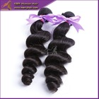 Factory Price wholesale 100% Indian Remy Human Hair, hot sale tangle and shedding free