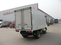 cargo truck/cargo box/dry cargo box truck van