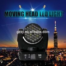 36pcs led 3W LED beam american dj led moving head stage light