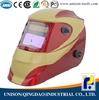 CE china manufacturer solar powered auto darkening welding helmet