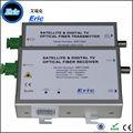 L bande DBS Satellite Fiber optique émetteur et récepteur