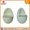 Em forma de ovo decorativo criança manequim suporte para crianças loja de roupas