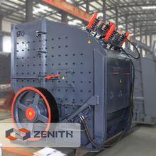 Cenit alta capacidad de impacto de la minería de mineral de fábrica