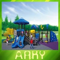 Adventurous outdoor game/community playground equipment/outdor cheap playground equipment for sale