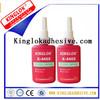 High viscosity good heat resistant retaining compound sealant adhesive