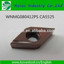 Kyocera milling inserts DCGT070201FR-U PR930 for metal cutter