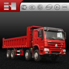 Hot sale cheaper than used truck!Sinotruk HOWO A7 8x4 dump truck for sale