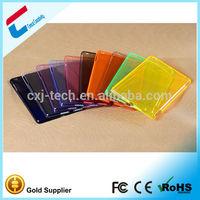 for ipad mini pc case,for ipad mini transparent case colors